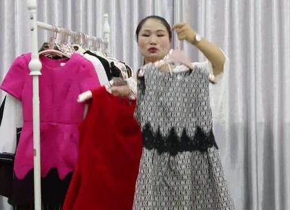 秀衣惠服饰8.8号 【独一份】秋装连衣裙30件 600元包邮