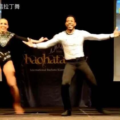 #油管搬运工#Ronald y Alba - Bachata Day 2017#杭州fiesta##杭州bachata#