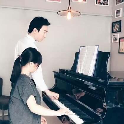 上课实况:贝多芬奏鸣曲op.31no.2(暴风雨)第一乐章(2)