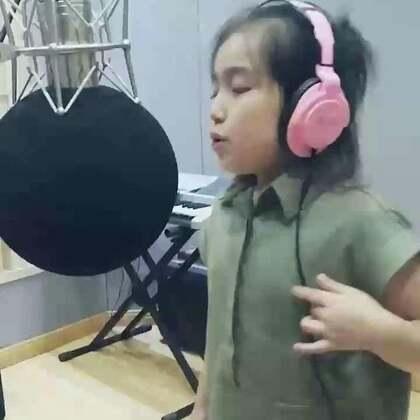 #豆豆唱歌#九岁生日,留声纪念