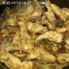 #美食#泡椒烧鱼块,荤菜来说我最喜欢的就是吃鱼,隔三差五不吃就想吃,换着花样吃😜里面的藕片可以不用加,我是想吃藕片了,很好吃😍鱼皮更安逸,更有味道#重庆#
