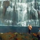 冰岛dynjandi瀑布,太壮观!