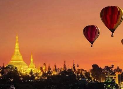 真实的缅甸,一个万佛之国,幸福与贫富无关!@第一次小姐sun #hi走啦##带着美拍去旅行##我要上热门#