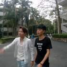 (突然找到以前拍的视频)招呼要好好打哦😊#热门##搞笑视频#@SHOW叶永鸿##