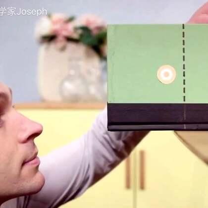 超简单!只用一个小球就能扳倒一本厚书?科学家亲自揭秘神奇装置背后的趣味原理!#搞笑##手工##我要上热门#
