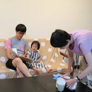 昨天晚上台灣大停電!給大家還原一下當時情況...😁😁😁 我們的微博開通啦:http://www.weibo.com/momanddad 快來關注我們! #逗比##搞笑##寶寶#