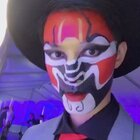 这个妆留个纪念#FRE$H ONE##美拍有嘻哈##JowVincent#