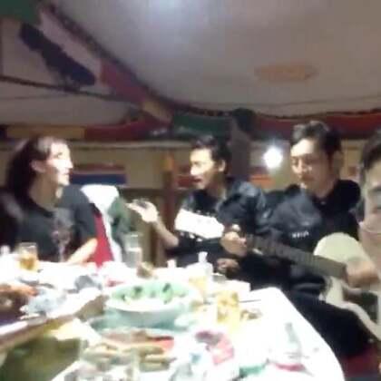 #日常#和几位歌手玩嗨了☺️#达玉音乐节#