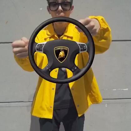 我想在跑车里,但我不要法拉利,要一辆兰博基尼 #有戏#
