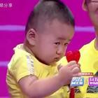 一听《因为爱情》就哭的宝宝,难道小小年纪你也被爱情伤了吗😂#精美电影##搞笑##宝宝#