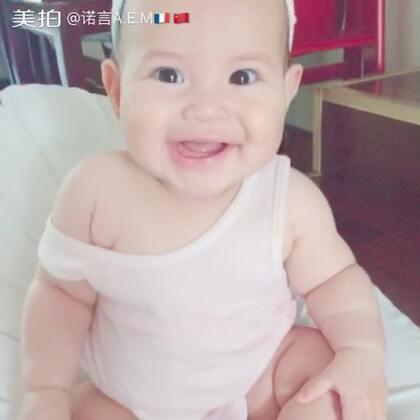 最近真的很懒,都没怎么给孩子们拍视频😓#宝宝##混血宝宝#