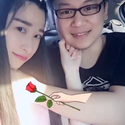 #美拍大师##七夕情人节#🌹🌹🌹