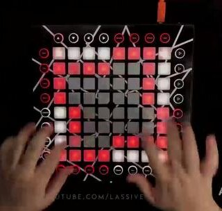 【2星】Luis Fonsi - Despacito Launchpad CoverRemix (Marnage Remix) 工程大量运用了假动作!本身并不难演奏~社区已更新#abletive##launchpad#