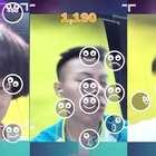 接二连三发疯,只因玩了这个Face Dance Challenge#手机游戏#