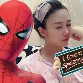 #爱你##全民偶遇蜘蛛侠#