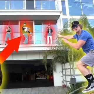 我的侏儒室友被Ricegum绑架了,我要去救他!#热门##搞笑##日志#