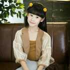 萱萱前几天拍的写真照片(7岁10个月),配上音乐看,感觉挺感动呢,不知不觉长成大姑娘了!#宝宝#