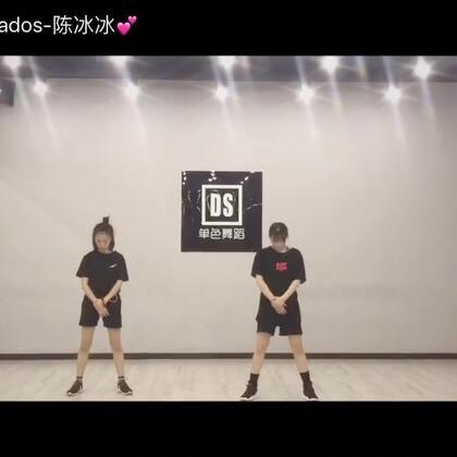 #舞蹈#最帅师徒组🙈这支舞是小徒弟教我的hh 有没有很棒~学完到录视频好像还不到一个小时 快来夸我们!!给我们小心心💋#我要上热门#@美拍小助手