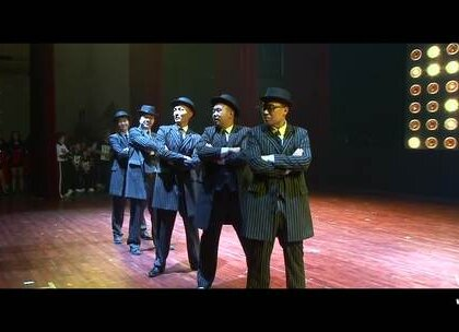 #齐齐哈尔##唯舞街舞##三周年##小宁##赌神##爸爸班##Poppin# @哈尔滨唯舞
