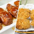 #美食#鸡翅两吃,留言告诉我你喜欢哪一种!应你们的要求,把这一期的视频上传!记得交作业艾特我哦!#炸鸡翅##鸡翅的做法大全#
