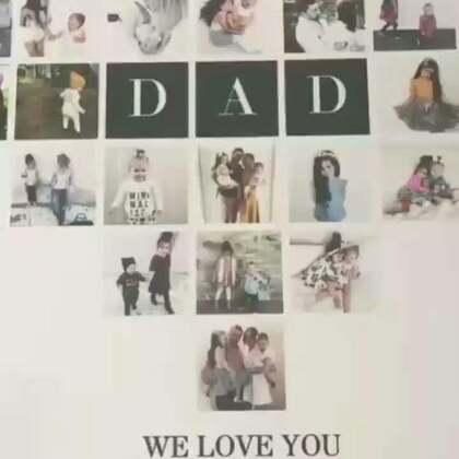 sooooo lovely gift for dad#宝宝##瓦伦蒂娜卡朴蕊##babyromeo#