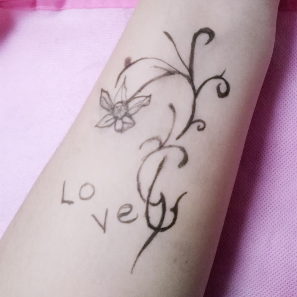 笔画纹身# #我要粉丝,我要上热门# 3 评论  转发      分享