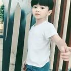 #自拍##宝宝#5岁的小模特,3岁开始做演员咯!超可爱😄