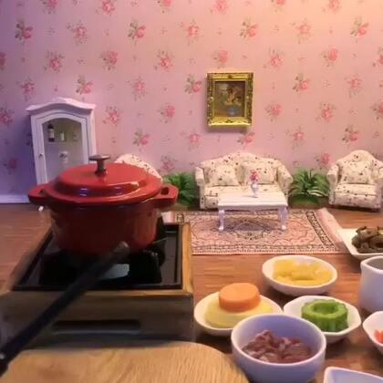 #迷你厨房# 猜我要做什么