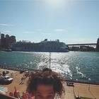 我在悉尼天气晴💦💦 #澳大利亚 #旅游 #自拍 #晴天 #dj #rickyremedy