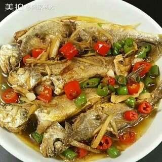 最近家里吃鱼比较多,好像天天...