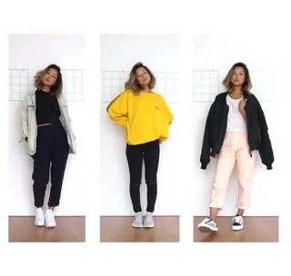 秋季一周穿搭,微胖也能搭出时尚感 #穿秀##时尚#