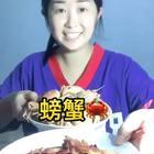 螃蟹🦀➕茄汁虾,看中餐厅被小明牌茄汁虾洗脑,尝试做,不错。最近一直追【那年花开月正圆】,有一起的不~🤗#吃秀##晨妈美食##全民吃货拍#
