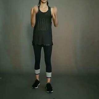 #明星健身操#流汗U乐国际娱乐Adrianne Ho驾到明星健身房,赶紧来follow!一起流汗!💘