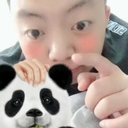 #美图秀秀#我爱熊猫😜