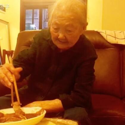 #吃秀##美食#我和老祖的晚餐😄姨妈没在家,立马佯装贤惠😂