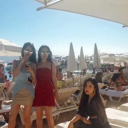 美少女们的#法国#蔚蓝海岸 戛纳 尼斯 摩纳哥 西班牙环游之旅#旅行##女神#度假