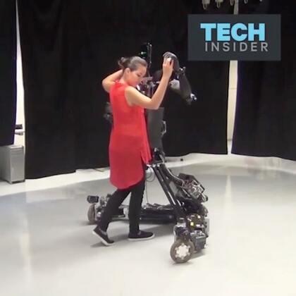 跳舞教学机器人