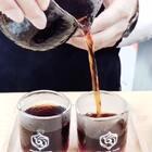 在家里也可以这样完成一杯精品#咖啡#哦#热门##美食#@美拍小助手