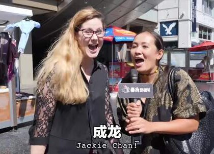 老外最喜欢的中国明星是谁?外国小迷妹表示,爱他爱得愿意死在他手里!#搞笑##逗比##热门#