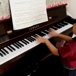 #小小钢琴家##琴童日记##钢琴#