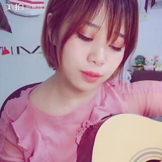 吉他弹唱《想太多》#想太多-李玖哲##美拍吉他弹唱大赛##我要上热门#