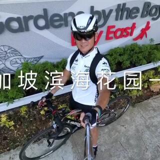 #旅游##带着美拍去旅游##爱生活爱旅游#今天要骑着铁骑带朋友们到新加坡的滨海花园和滨海堤坝走走看看。骑着铁马到处奔驰,自由自在,海阔天空。祝朋友们节日快乐😃