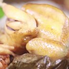 #美食##荷叶鸡#中秋家宴,这样做鸡肉清香四溢,简单又讨全家喜欢,赶紧露一手吧