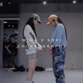 YACHT - Jay Park (ft. Sik-K) / Mina Myoung x Sori Na Choreography#舞蹈##跳舞枭雄##韩国舞蹈#