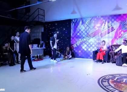 The Queen Of Disco vol.5 北京赛区 半决赛 Disco Percy vs Mr. BoBo(win) BoBo太厉害了,我两首歌都没听过,还先出,输的太惨了哈哈哈哈。再加上穿错衣服唉 本来希望输的没那么难看的结果还是输的很难看哈哈哈看BoBo就好,太帅了!!#waacking##舞蹈##Disco Percy#