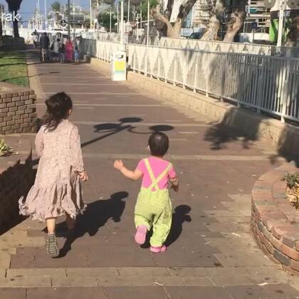今天天气超好,小包子在这个视频里变成了小暖妹😁