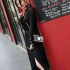 啧啧啧啧……巨显瘦这款长裙!单穿搭配外套都特显气质~可以像我这样一套搭配买#显瘦穿搭##我要上热门@美拍小助手# 想要了解衣服可以点击我头像关注我+微信~
