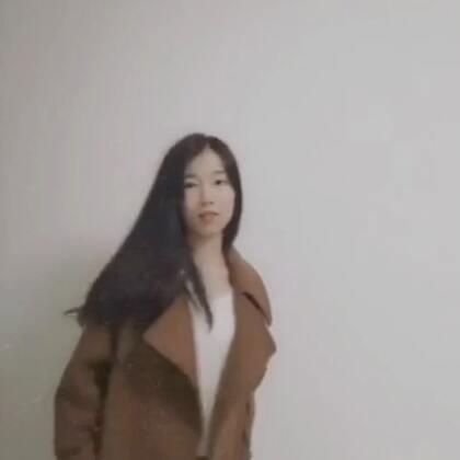 韩剧女主式大衣,今年秋冬的必备单品✨#穿秀##我要上热门@美拍小助手#