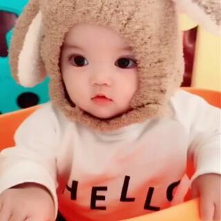 #我家的萌萌兔宝贝#萌萌哒小兔子!