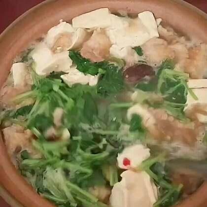 中午一锅汤生活就什么简单#曰常生活##美食#
